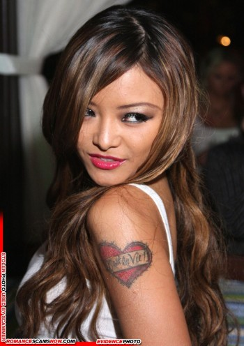 KNOW YOUR ENEMY: Tila Tequila Nguyen - Another Favorite Of African Scammers 13