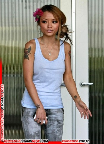 KNOW YOUR ENEMY: Tila Tequila Nguyen - Another Favorite Of African Scammers 6