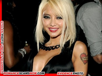 KNOW YOUR ENEMY: Tila Tequila Nguyen - Another Favorite Of African Scammers 21