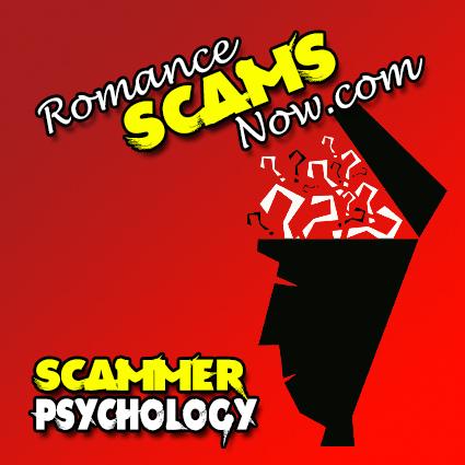 SCAMMER PSYCHOLOGY