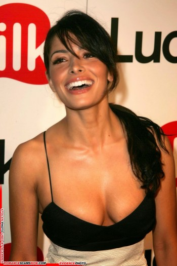 Sarah Shahi: Have You Seen Her? Another Stolen Face / Stolen Identity 41