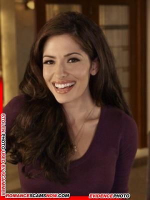 Sarah Shahi: Have You Seen Her? Another Stolen Face / Stolen Identity 23