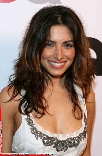 Sarah Shahi: Have You Seen Her? Another Stolen Face / Stolen Identity 30