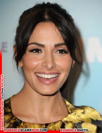 Sarah Shahi: Have You Seen Her? Another Stolen Face / Stolen Identity 8