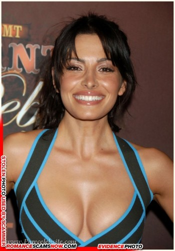 Sarah Shahi: Have You Seen Her? Another Stolen Face / Stolen Identity 42