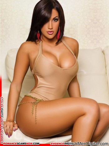 KNOW YOUR ENEMY: Claudia Sampedro - Do You Know This Girl? 30