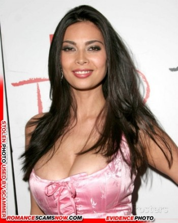 KNOW YOUR ENEMY: Tera Patrick Is Another Favorite Of African Scammers 24