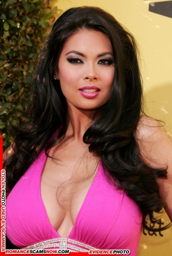 KNOW YOUR ENEMY: Tera Patrick Is Another Favorite Of African Scammers 46