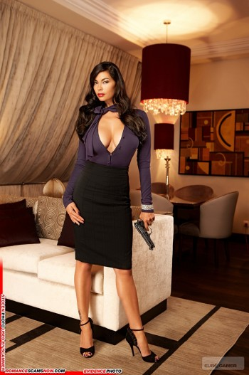 KNOW YOUR ENEMY: Tera Patrick Is Another Favorite Of African Scammers 19