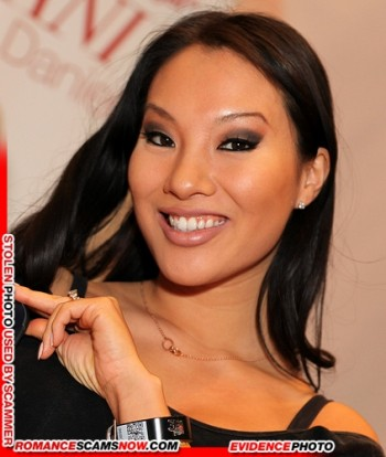 KNOW YOUR ENEMY: Asa Akira Is Another Favorite Of African Scammers 17