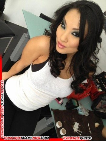 KNOW YOUR ENEMY: Asa Akira Is Another Favorite Of African Scammers 10