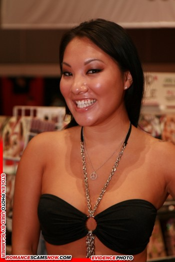 KNOW YOUR ENEMY: Asa Akira Is Another Favorite Of African Scammers 22