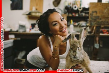 KNOW YOUR ENEMY: Asa Akira Is Another Favorite Of African Scammers 26