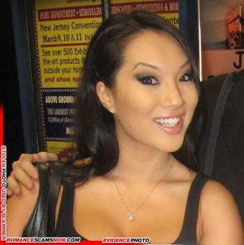 KNOW YOUR ENEMY: Asa Akira Is Another Favorite Of African Scammers 9