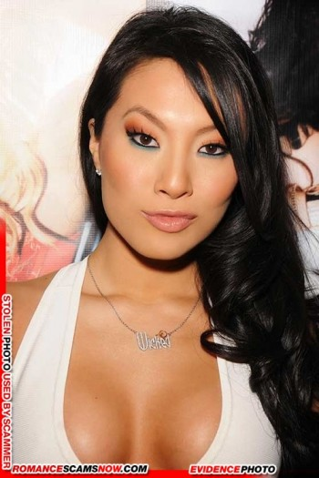 KNOW YOUR ENEMY: Asa Akira Is Another Favorite Of African Scammers 18