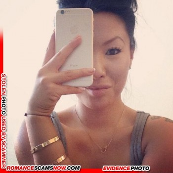 KNOW YOUR ENEMY: Asa Akira Is Another Favorite Of African Scammers 12