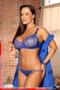 KNOW YOUR ENEMY: Lisa Ann Is Another Favorite Of African Scammers 22
