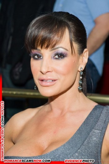 KNOW YOUR ENEMY: Lisa Ann Is Another Favorite Of African Scammers 12