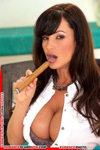 KNOW YOUR ENEMY: Lisa Ann Is Another Favorite Of African Scammers 19