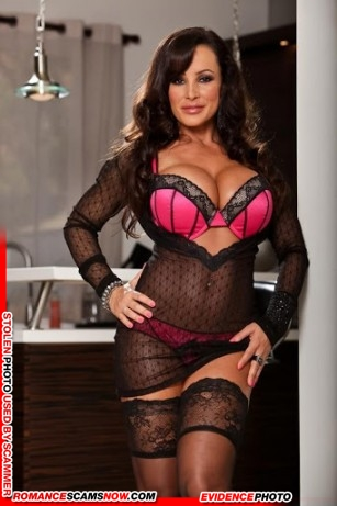 KNOW YOUR ENEMY: Lisa Ann Is Another Favorite Of African Scammers 27