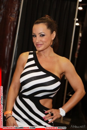 KNOW YOUR ENEMY: Lisa Ann Is Another Favorite Of African Scammers 26