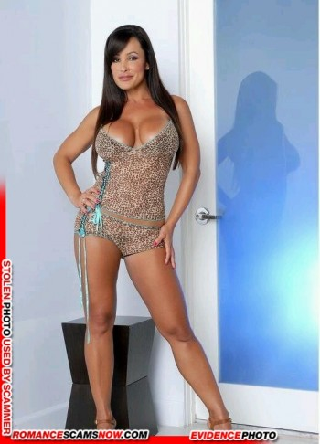 KNOW YOUR ENEMY: Lisa Ann Is Another Favorite Of African Scammers 28