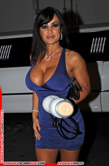 KNOW YOUR ENEMY: Lisa Ann Is Another Favorite Of African Scammers 31