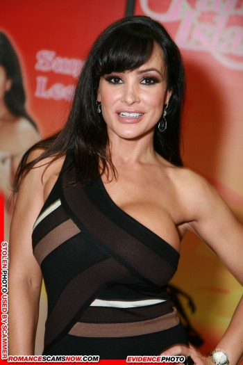 KNOW YOUR ENEMY: Lisa Ann Is Another Favorite Of African Scammers 10