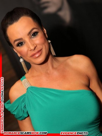 KNOW YOUR ENEMY: Lisa Ann Is Another Favorite Of African Scammers 4
