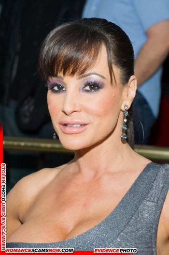 KNOW YOUR ENEMY: Lisa Ann Is Another Favorite Of African Scammers 20