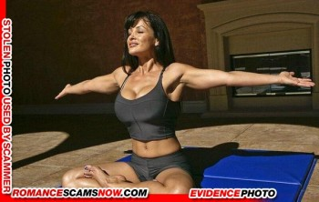 KNOW YOUR ENEMY: Lisa Ann Is Another Favorite Of African Scammers 24