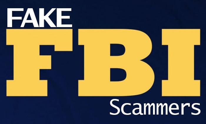 Fake FBI Agents 1