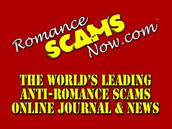Romance Scams Now Kickstarter Campaign