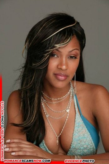 KNOW YOUR ENEMY: Meagan Good Is Another Favorite Of African Scammers 10