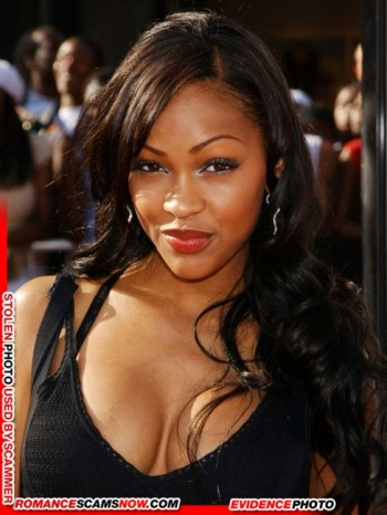 KNOW YOUR ENEMY: Meagan Good Is Another Favorite Of African Scammers 33
