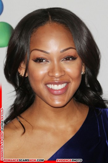 KNOW YOUR ENEMY: Meagan Good Is Another Favorite Of African Scammers 32
