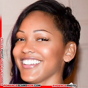 KNOW YOUR ENEMY: Meagan Good Is Another Favorite Of African Scammers 8