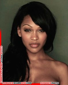 KNOW YOUR ENEMY: Meagan Good Is Another Favorite Of African Scammers 39