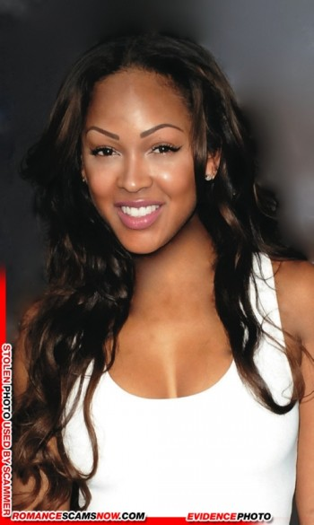 KNOW YOUR ENEMY: Meagan Good Is Another Favorite Of African Scammers 42