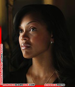 KNOW YOUR ENEMY: Meagan Good Is Another Favorite Of African Scammers 14