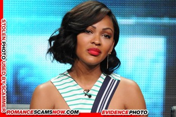 KNOW YOUR ENEMY: Meagan Good Is Another Favorite Of African Scammers 30