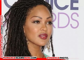 KNOW YOUR ENEMY: Meagan Good Is Another Favorite Of African Scammers 27