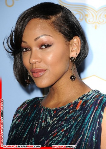KNOW YOUR ENEMY: Meagan Good Is Another Favorite Of African Scammers 20