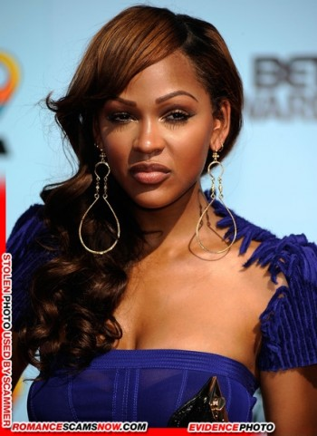 KNOW YOUR ENEMY: Meagan Good Is Another Favorite Of African Scammers 12