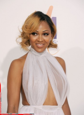 KNOW YOUR ENEMY: Meagan Good Is Another Favorite Of African Scammers 37