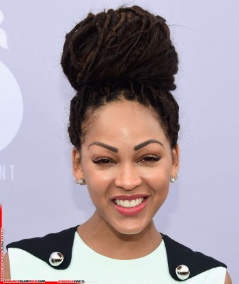 KNOW YOUR ENEMY: Meagan Good Is Another Favorite Of African Scammers 7