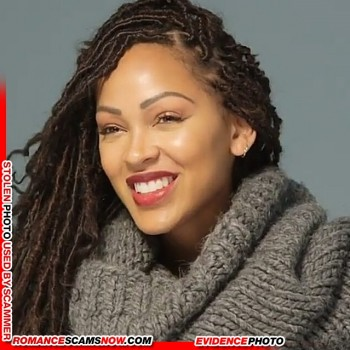 KNOW YOUR ENEMY: Meagan Good Is Another Favorite Of African Scammers 18