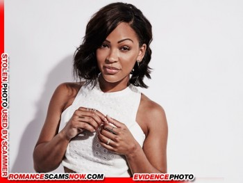 KNOW YOUR ENEMY: Meagan Good Is Another Favorite Of African Scammers 26