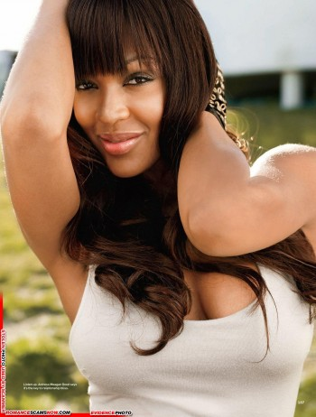 KNOW YOUR ENEMY: Meagan Good Is Another Favorite Of African Scammers 34