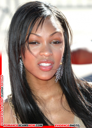 KNOW YOUR ENEMY: Meagan Good Is Another Favorite Of African Scammers 41